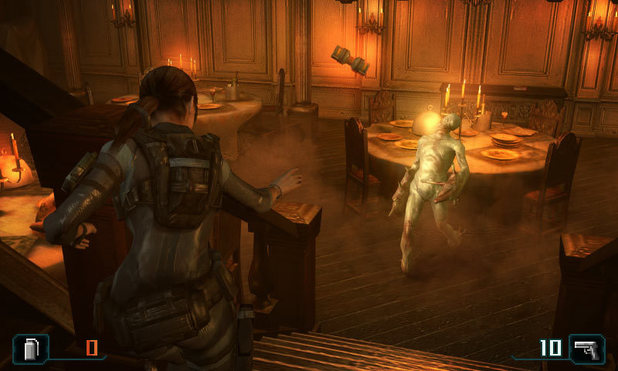 Resident Evil Revelations screenshots