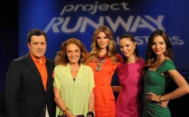 'Project Runway: All Stars' guest judges