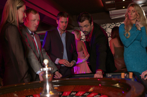Darren is tempted back into gambling