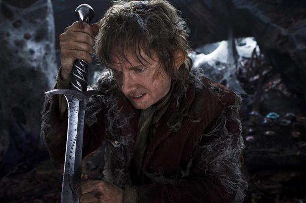 The Hobbit Martin Freeman Bilbo Baggins