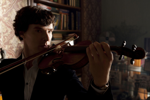 Sherlock Holmes (BENEDICT CUMBERBATCH)