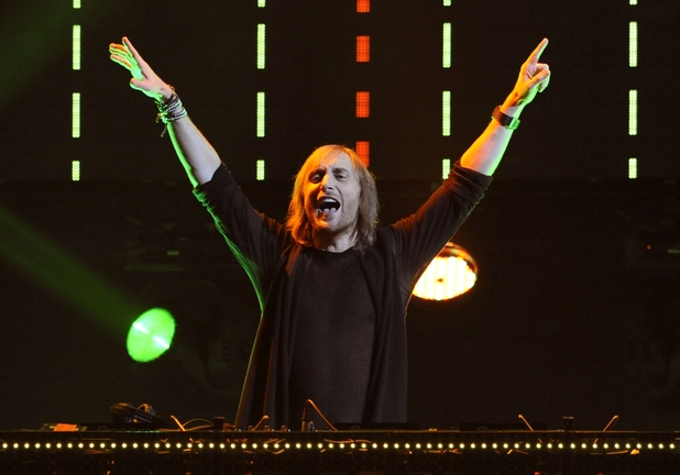 International Male Solo Artist: David Guetta performs during the iHeartRadio music festival