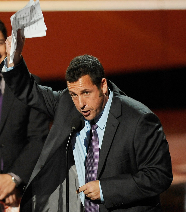 Adam Sandler, People&#39;s Choice Awards