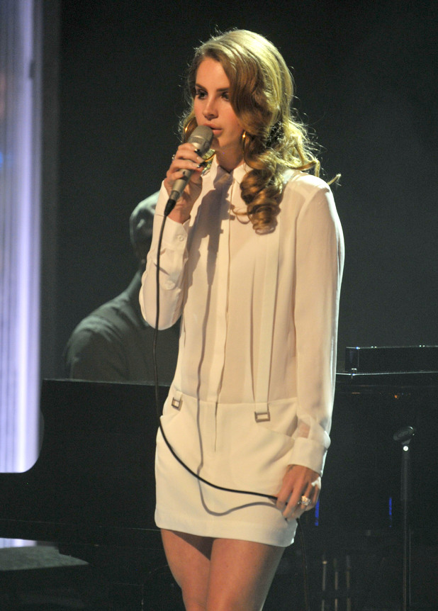 International Breakthrough Act: Lana Del Rey performs on &#39;Later With Jools Holland&#39;