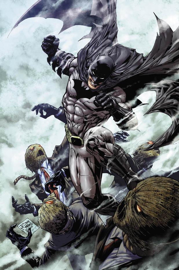 Detective Comics #8 Batman