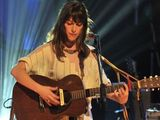 International Female Solo Artist: Feist performing on 'Later With Jools Holland'