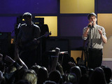 International Breakthrough Act: Foster the People performs onstage at the Do Something Awards
