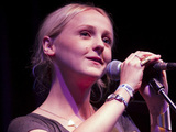 British Female Solo Artist Nominees: Laura Marling performs at Camp Bestival, Lulworth Castle, Dorset,