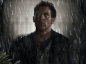 Clive Owen looks jaunted by the lack of a good script in this ghost story...