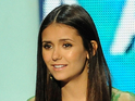 Vampire Diaries' Nina Dobrev earns the award for 'Favorite TV Drama Actress'.