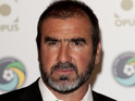 Eric Cantona attends a special concert benefiting the victims of the Hillsborough disaster.