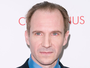 Ralph Fiennes, at the New York premiere of 'Coriolanus' shown at the Paris Theater - Red Carpet New York City,