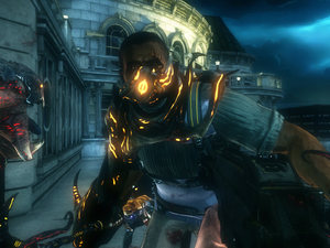 Darkness II screenshot