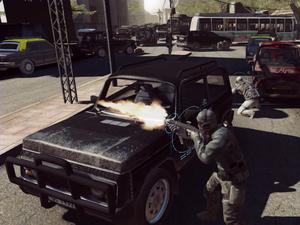 'Ghost Recon Future Soldier' screenshot