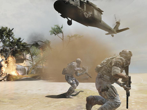 &#39;Ghost Recon Future Soldier&#39; screenshot