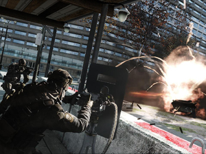 'Ghost Recon Future Soldier' screenshot