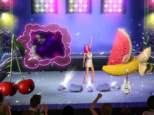 Katy Perry, Sims 3