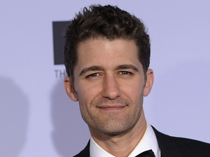Matthew Morrison, Fox after party
