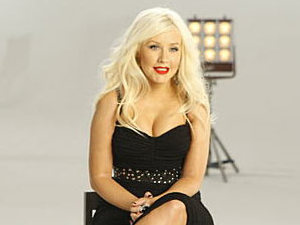 The Voice Season 2 Coach Christina Aguilera