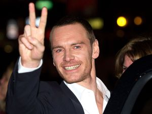 Michael Fassbender, Late Show with David Letterman