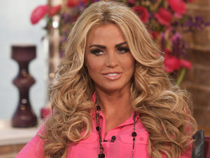 Katie Price, This Morning
