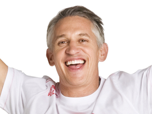 Gary Lineker for Sport Relief