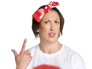 Miranda Hart for Sport Relief