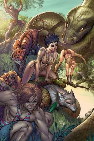 Jungle Book comic series
