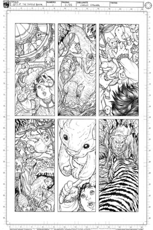 Jungle Book comic series