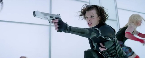 'Resident Evil: Retribution' trailer still