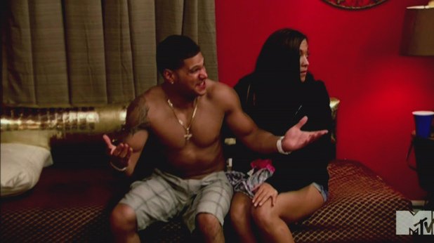 Jersey Shore S05E03: 'Dropping Like Flies'