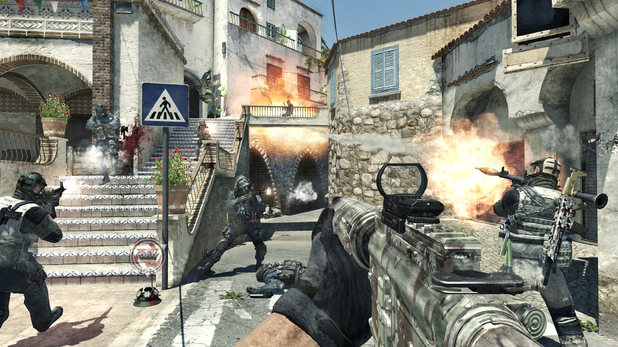 Call of Duty Modern Warfare 3 DLC Map Pack