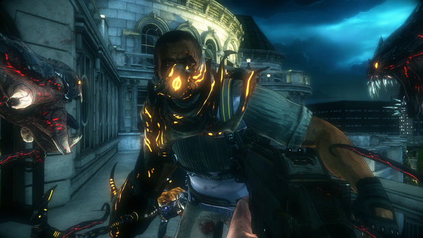 'The Darkness II' screenshot