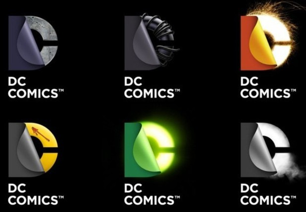 DC Comics / DC Entertainment logos