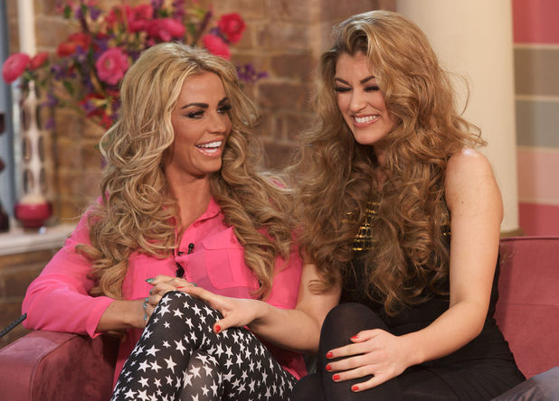 Katie Price, This Morning, Amy Willerton