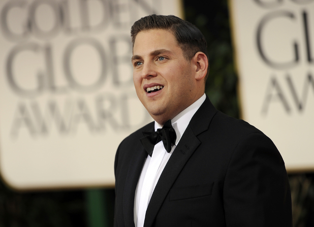 Moneyball&#39;s Jonah Hill, Golden Globes
