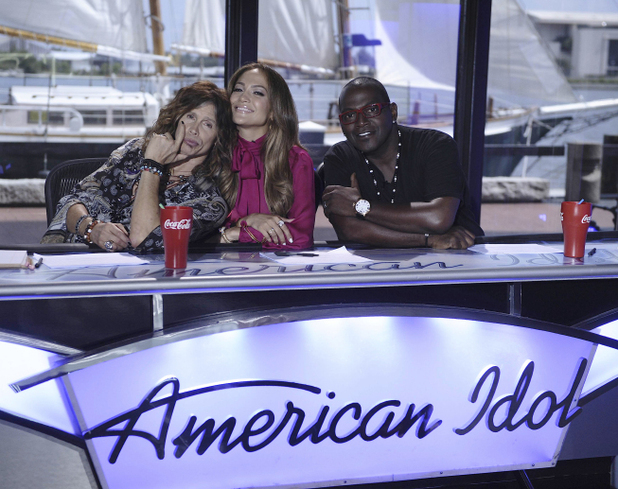 American Idol Season 11 Premiere: Steven Tyler, Jennifer Lopez and Randy Jackson