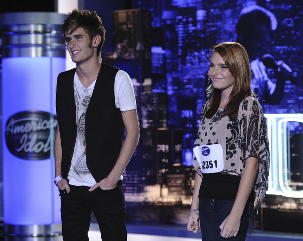 American Idol Season 11 Premiere: Colton Dixon and Schyler Dixon