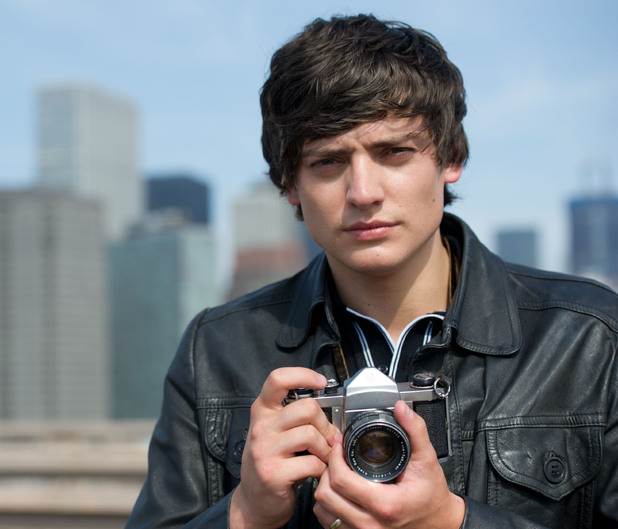 David Bailey, ANEURIN BARNARD, We'll Take Manhattan