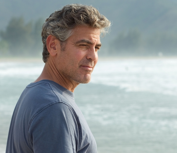 George Clooney in 'The Descendants'