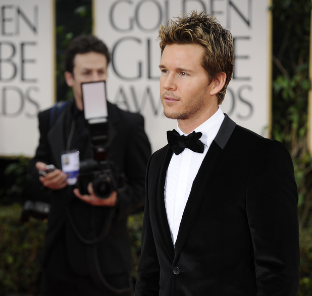 True Blood actor Ryan Kwanten