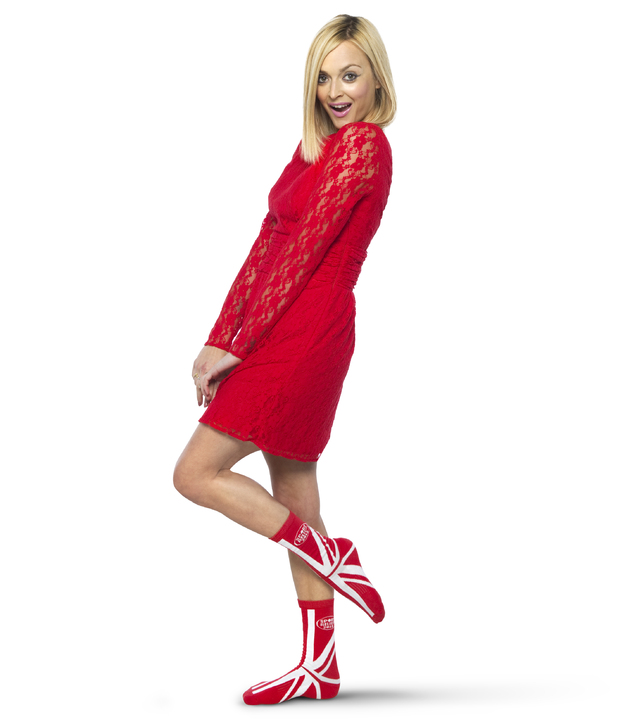 Fearne Cotton for Sport Relief
