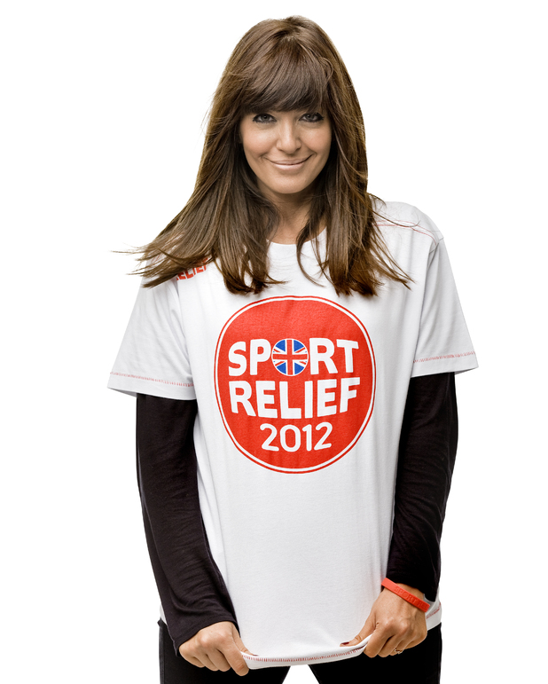 Claudia Winkleman for Sport Relief