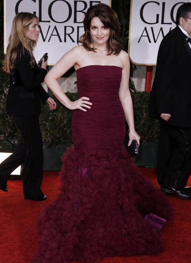 Tina Fey, Golden Globes