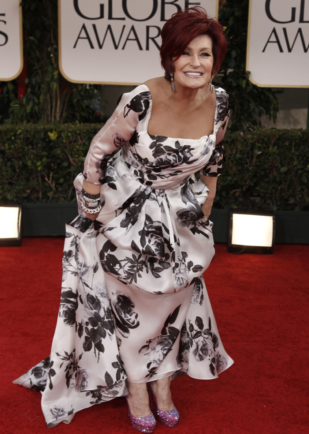 Sharon Osbourne, Golden Globes