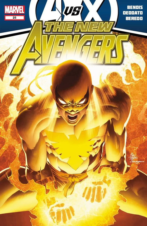 New Avengers #25
