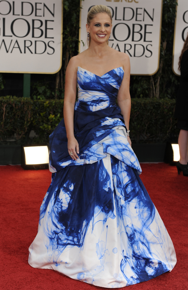 Best & Worst Dressed at the Golden Globes