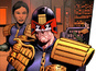 Chris Weston returns to 'Judge Dredd'