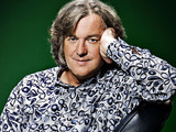 Top Gear presenters Richard Hammond, Jeremy Clarkson, James May