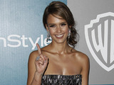 Jessica Alba, Warner Brothers and InStyle after party